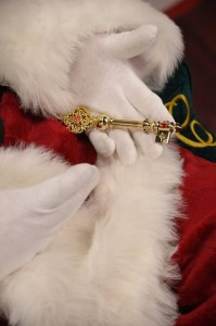 Santa Magic Key