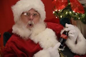 Santa's Real Thing