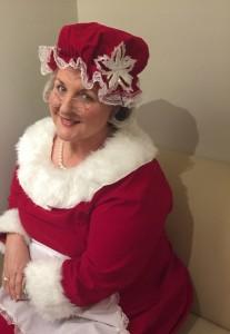 Mrs Claus 2015