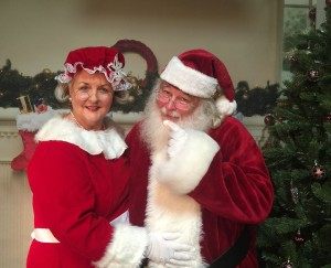 SantaMontana and his Mrs. Claus