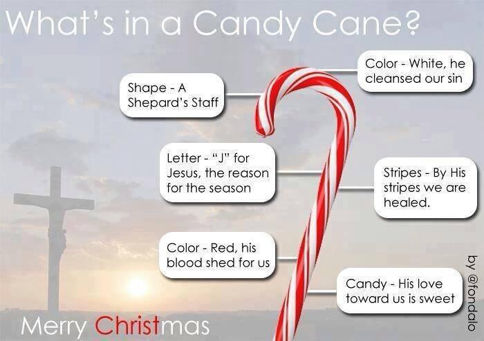 Story of the christmas candy cane santasmontana com